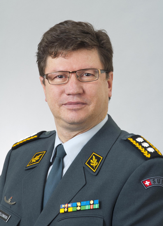 Ernennung Stellvertreter Chef der Armee